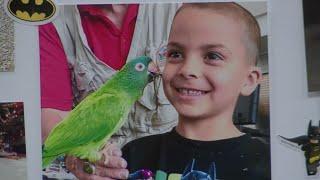 Family recognizes lives saved on birthday of boy killed in crash