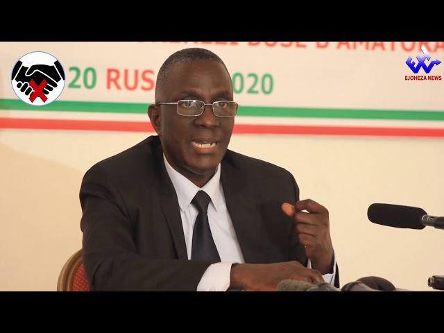 #EjohezaNews: CENI yafashe ingingo nshasha zerekeye amatora yo kuwa 20 rusama 2020