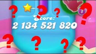 Go to the level of 1,000,000   Candy Crush Soda Saga highest Score 2.138.703.820 screenshot 5