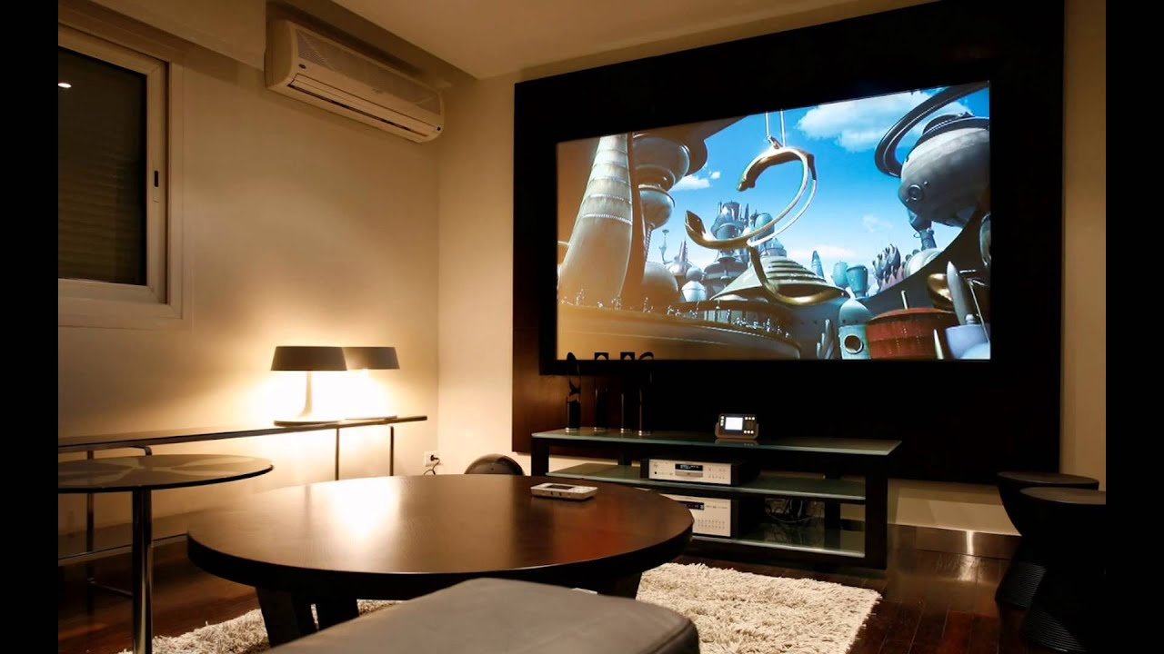 Ideas For Living Room With Tv On Wall Novocom Top