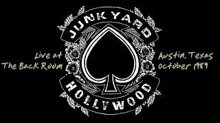 "Junkyard ""Live in Austin, Texas"" (full concert)"