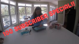 Funny Moments and Baking a Cake!! (100 Subscriber Special)