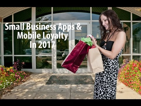 How Small Business Apps And Mobile Loyalty Can Help You To G
