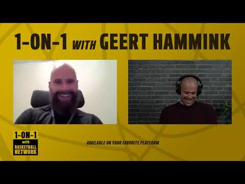 1-ON-1 with GEERT HAMMINK
