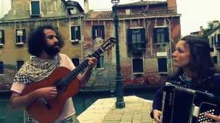 Brinco de Sa (em Veneza) - Noubar e Aline