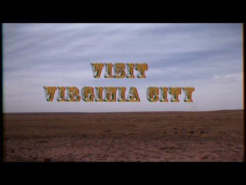 """""""Visit Virginia City"""" Classic 1960's Nevada Travel Film"""