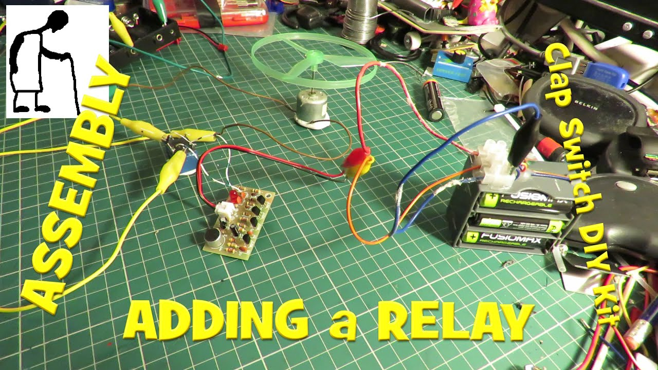 Electronic Switch Vs Relay