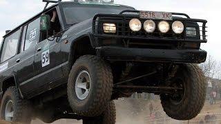 видео История создания и развития внедорожника УАЗ-469, армейский джип