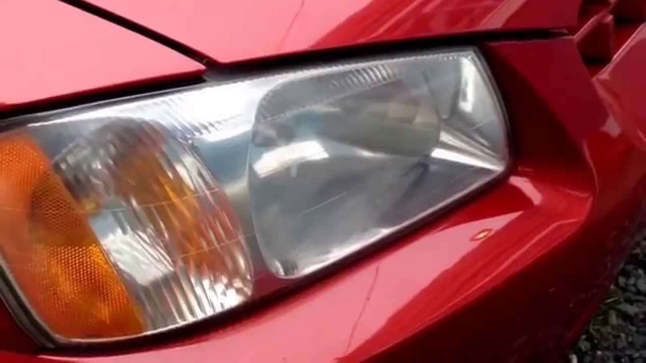 Clean Foggy Headlights With Bug Spray Thecarpets Co