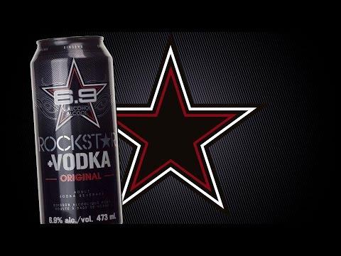 Wir Probieren #176 Rockstar Vodka
