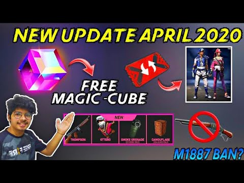 NEW UPDATE || FREE MAGIC CUBE || NEW RED TOKEN FREE BUNDLES || NO MORE M1887 ? || FULL REVIEW || TSG