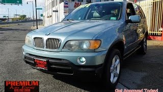 2002 BMW X5 3.0i For Sale in Newark, New Jersey