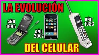 LOS TELÉFONOS QUE HICIERON HISTORIA / EVOLUCIÓN DE LA TELEFONÍA MÓVIL