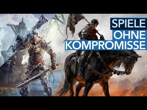 Spiele ohne Kompromisse - Was Kingdom Come: Deliverance und Elex verbindet