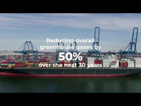 Clean Green Marine: The race to achieve zero-emission shipping by 2050