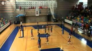 04-07-2014: Finale femminile Trofeo delle Regioni volley 2014