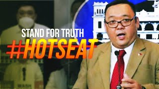 Stand for Truth: Stand For Truth Hot Seat with Harry Roque