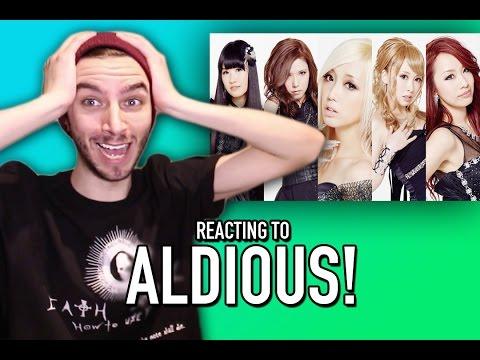 REACTING TO ALDIOUS!