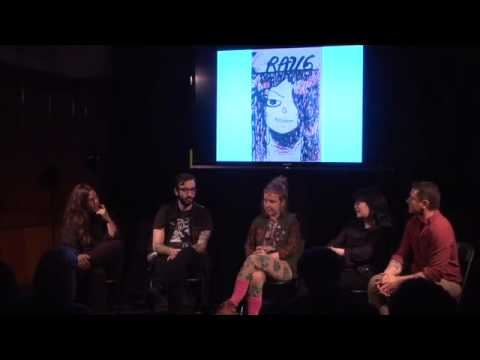MoCCA Arts Fest: Art on the Edge: Celebrating Current Creative Innovation in Comics