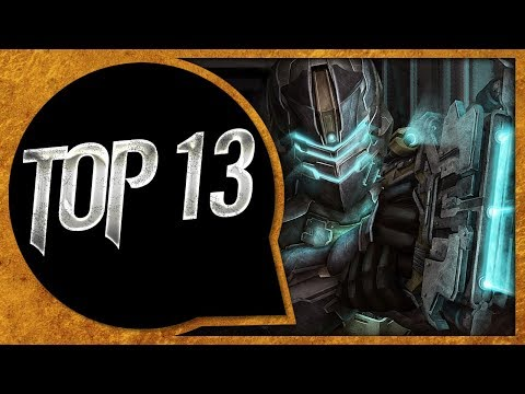 TOP 13 - SURVIVAL HORROR