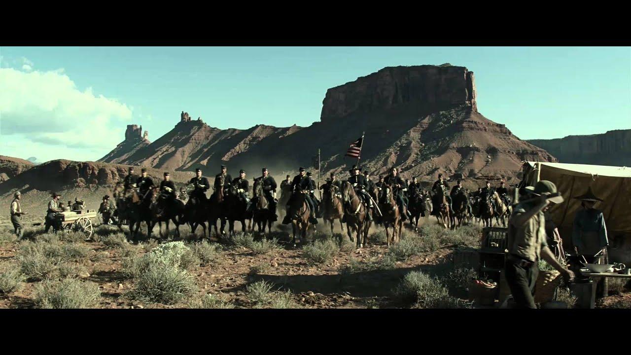 Lone Ranger - Nouvelle bande-annonce - VF - 7 août au cinéma I Disney