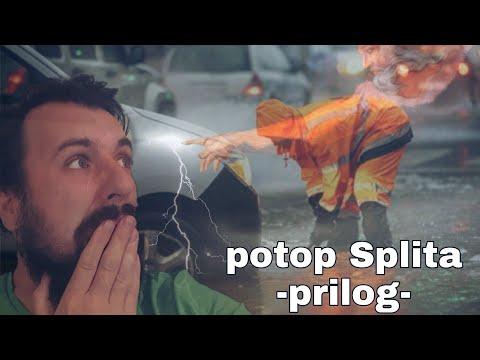 Potop u Splitu