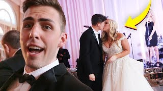 CRASHING PRESTONPLAYZ WEDDING!!! | NoBoom