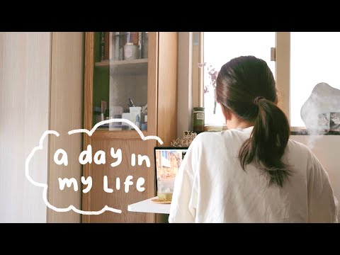 a productive day in my life 🏠 | living alone in Hong Kong