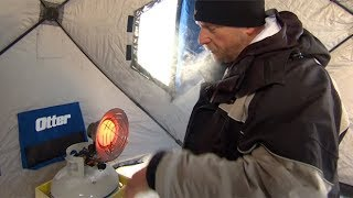 How to take the freeze out of ice fishing