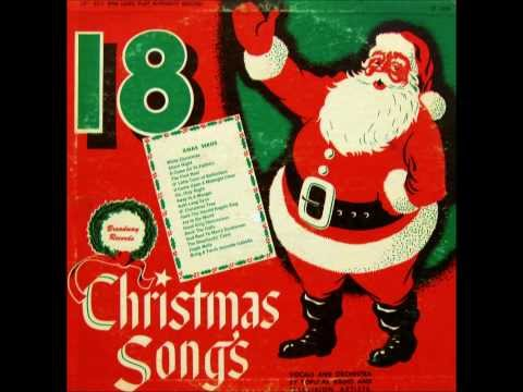 Vocals and Orchestra: 18 Christmas Songs (Broadway Records)