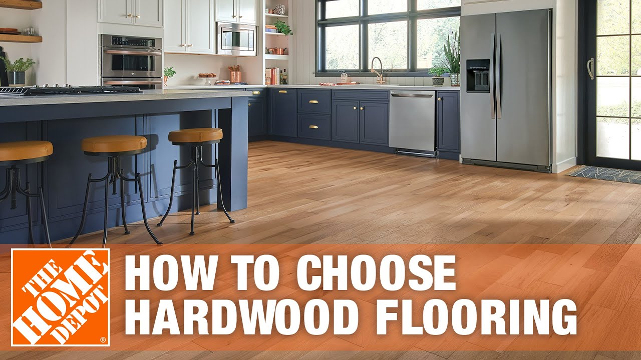 How to Choose Hardwood Flooring Solid or Engineered Wood YouTube