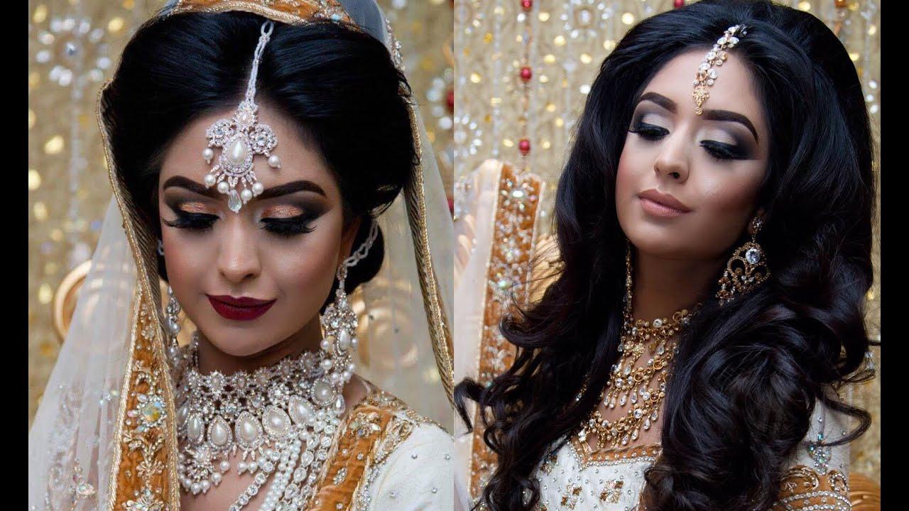 Traditional VS Contemporary Asian Walima Bridal Makeup