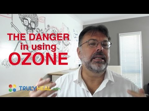 The Danger in Using Ozone (03) - How To Use Ozone at Home