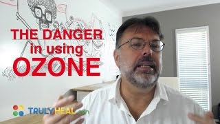 The danger in using ozone at home. If you want to generate ozone at...