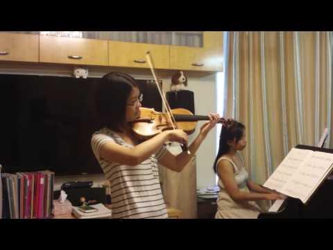 ABRSM 2016-19 Grade 4 Violin C1 Take Five by Doris Lee and Lai Bo Ling