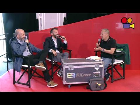Interview David Strajmayster & Shaun Severi - Davide @ Off-Courts 2017