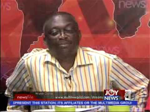 GBA Cries for Judges - Newsfile on Joy News (21-6-14)