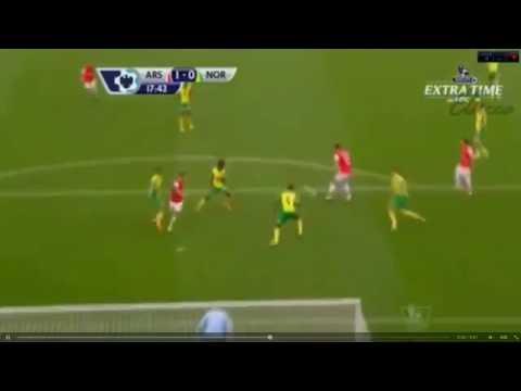 Arsenal epic goal