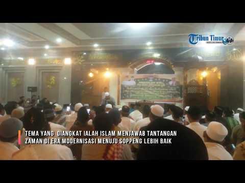 Saat Ustad Mantan Pendeta Ceramah, Masjid Dipenuhi Jamaah