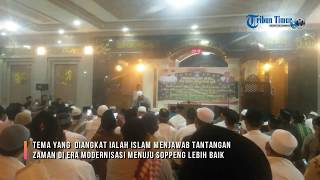 Gambar cover Saat Ustad Mantan Pendeta Ceramah, Masjid Dipenuhi Jamaah