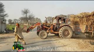 Tractor fails, Dangerous tractor driver, Tractor fails over ramp, Tractors, rusi tractor fail,