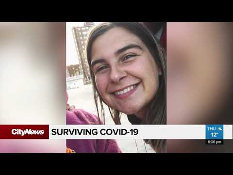 Young Alberta woman with COVID-19 shares her experience with virus