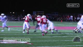 EHSports.com - #7 Ben Gramke passes to #18 Max Mazza for an Elder touchdown