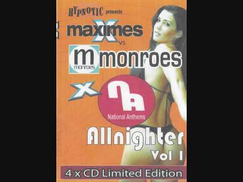 Maximes Vs Monroes Allnighter Volume 1 CD 1