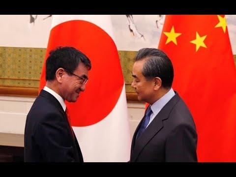 China's top diplomat Wang Yi meets Japanese FM in Tokyo