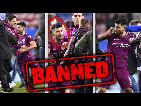 Should Sergio Aguero Be BANNED For Fighting Fans?! | Futbol Mundial