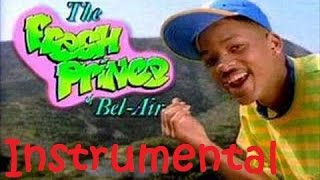 Fresh Prince of Bel Air - FULL THEME SONG - Instrumental Music Cover - Will Smith (Garage Band) [HD]