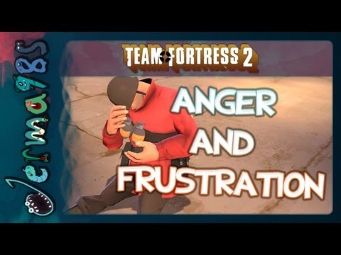 TF2 Soldier Dealing with Anger and Frustration Discussion YouTube – Tf2 Birthday Card
