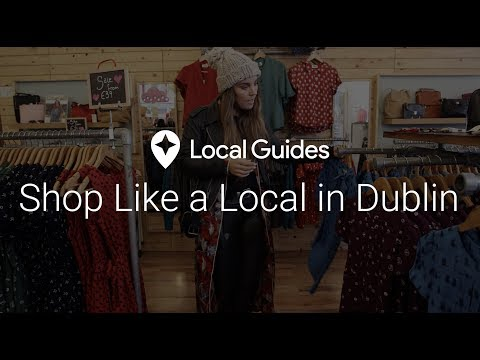 Exploring Dublin's Fashion Scene - Shop Like a Local Ep. 8