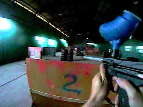 Paintball in Gustrow